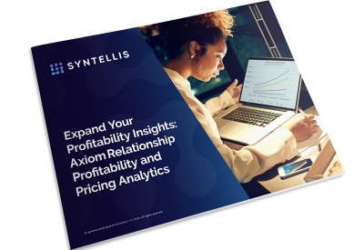 Expand Your Profitability Insights: Axiom Relationship Profitability and Pricing Analytics ebook thumbnail