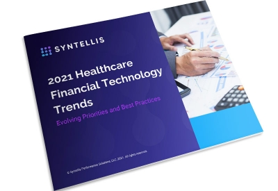 2021 Healthcare Financial Trends Report