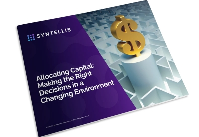 eBook thumbnail - Allocating Capital: Making the Right Decisions in a Changing Environment