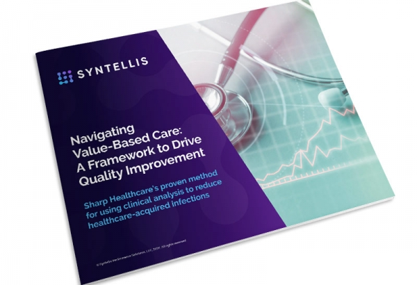Navigating Value-Based Care: A Framework to Drive Quality Improvement ebook thumbnail