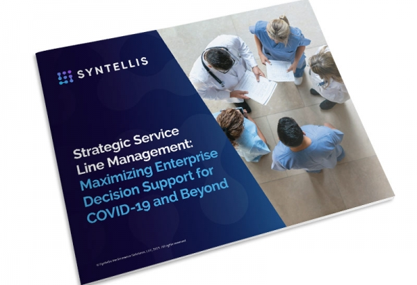 Strategic Service Line Management - Decision Support