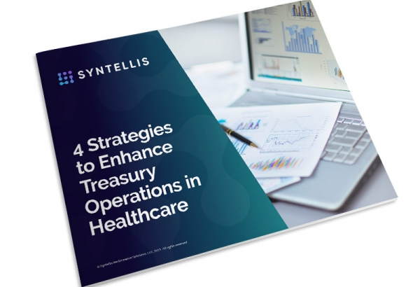 eBook thumbnail - 4 Strategies to Enhance Treasury Operations in Healthcare